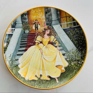 Vintage German Cinderella Plate
